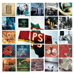 Toad The Wet Sprocket - P.S.: A Toad Retrospective CD Cover Art