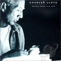 Lloyd, Charles - Notes from Big Sur CD Cover Art