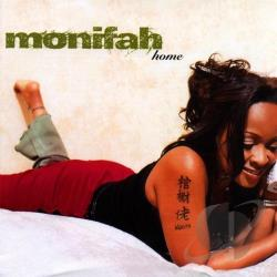 Monifah - Home CD Cover Art