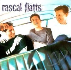 Rascal Flatts - Rascal Flatts CD Cover Art