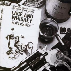 Cooper, Alice - Lace & Whiskey CD Cover Art