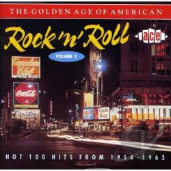 Golden Age Of American - Golden Age Of American CD Cover Art
