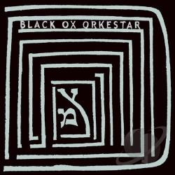 Black Ox Orkestar - Ver Tanzt? CD Cover Art