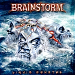 Brainstorm - Liquid Monster CD Cover Art
