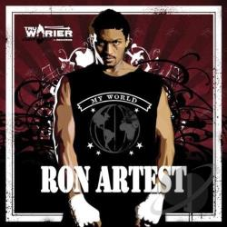 Artest, Ron - My World CD Cover Art