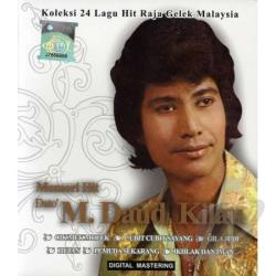 M.Daud, Kilau - Memori Hit Dato' M.Daud Kilau CD Cover Art