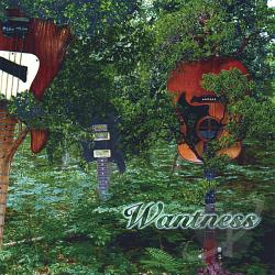 Wantness CD Cover Art