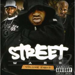 Street Wars, Vol. 8 CD Cover Art