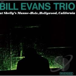 Evans, Bill (Trio) - At Shellys Manne-Hole CD Cover Art