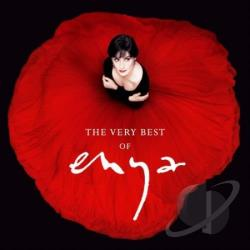 Enya - Very Best Of Enya CD Cover Art