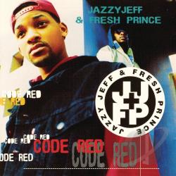 Dj Jazzy Jeff - Code Red CD Cover Art