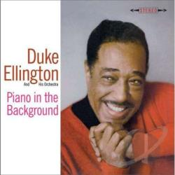 Ellington, Duke - Piano in the Background CD Cover Art