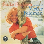 Feldman, Victor - Suite Sixteen CD Cover Art