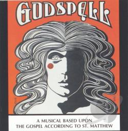 Godspell - Godspell CD Cover Art