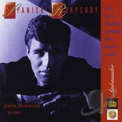 Novacek, John - Spanish Rhapsody CD Cover Art