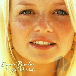 Bunton, Emma - Girl Like Me CD Cover Art