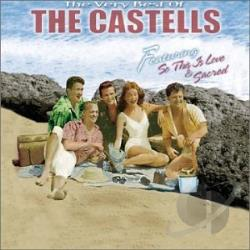 Castells - Very Best of the Castells CD Cover Art
