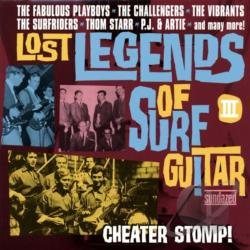 Lost Legends of Surf Guitar, Vol. 3 CD Cover Art