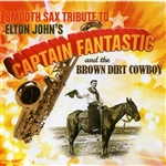 Smooth Sax Tribute To Elton John CD Cover Art