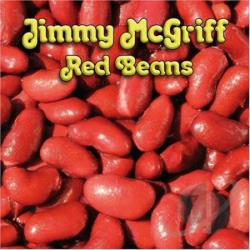 McGriff, Jimmy - Red Beans CD Cover Art