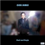 James, Ceri - Start & Begin CD Cover Art