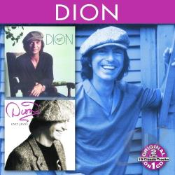 Dion - Inside Job/Only Jesus CD Cover Art