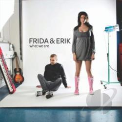 Frida & Erik - What We Are CD Cover Art