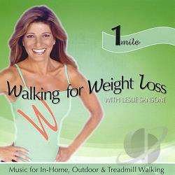 Mixes Music Inc - Leslie Sansone: Walking For Weight Loss 1 Mile CD