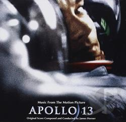 Horner, James - Apollo 13 CD Cover Art
