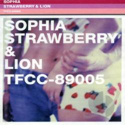 Sophia - Strawberry & Lion CD Cover Art