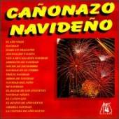 Canonazo Navideno CD Cover Art
