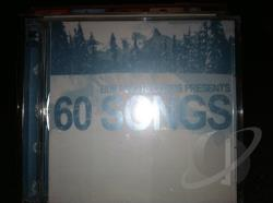 Building Records Presents 60 Songs CD Cover Art