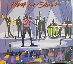 Viva La Salsa CD Cover Art