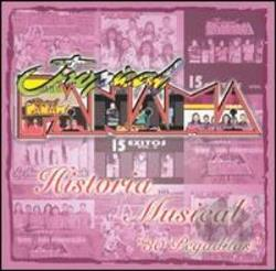Tropical Panama - Historia Musical: 30 Pegaditas CD Cover Art