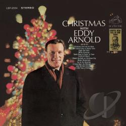 Arnold, Eddy - Christmas with Eddy Arnold CD Cover Art