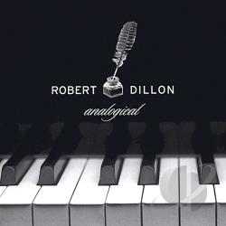 Dillon, Robert - Analogical CD Cover Art