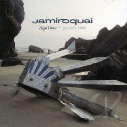 Jamiroquai - High Times Singles 1992- CD Cover Art