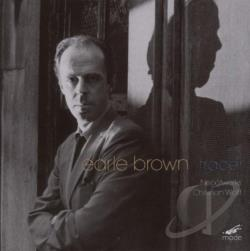 Nextworks Ensemble - Earle Brown: Tracer CD Cover Art
