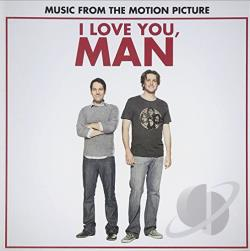 Shapiro, Theodore - I Love You, Man CD Cover Art
