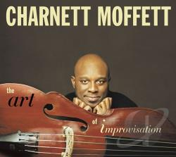 Moffett, Charnett - Art of Improvisation CD Cover Art