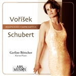 Boettcher, Gerlint / Schubert / Vorisek - Vorisek: Rhapsodies; Schubert: Impromptus CD Cover Art