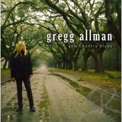 Allman, Gregg - Low Country Blues CD Cover Art