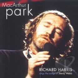 Harris, Richard - MacArthur Park CD Cover Art