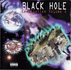 Black Hole 1 CD Cover Art