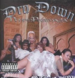 Down, Dru - Pimpin' Phernelia CD Cover Art