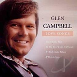 Campbell, Glen - Country Classics CD Cover Art