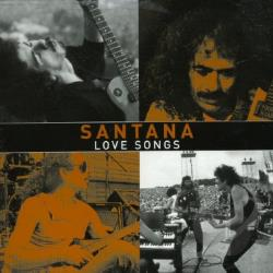 Santana - Love Songs CD Cover Art