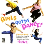 Girls Gotta Dance! CD Cover Art
