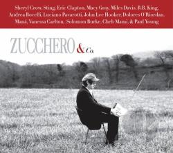 Zucchero - Zucchero & Co. CD Cover Art