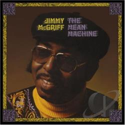 McGriff, Jimmy - Mean Machine CD Cover Art